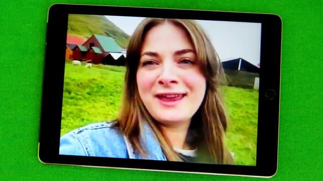Screenshot von «Faroe Islands Translate».