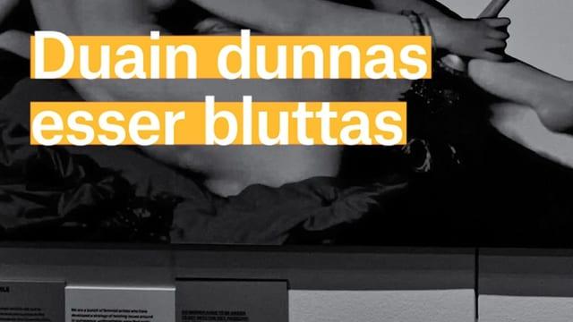 Laschar ir video «Dunnas en museums»