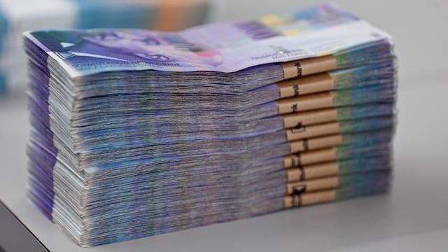 Die grosse Frage bei der Sanierung der Baselbieter Pensionskasse: Wer soll das bezahlen, wer hat so viel Geld?