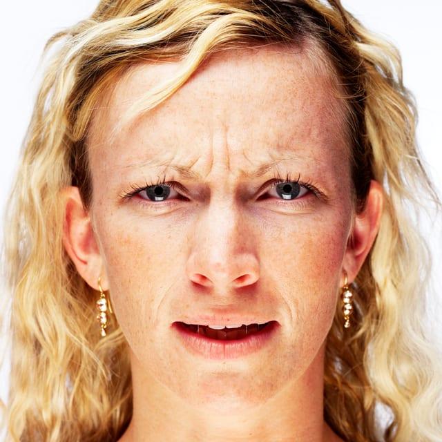 Symbolbild Gesichtsausdruck