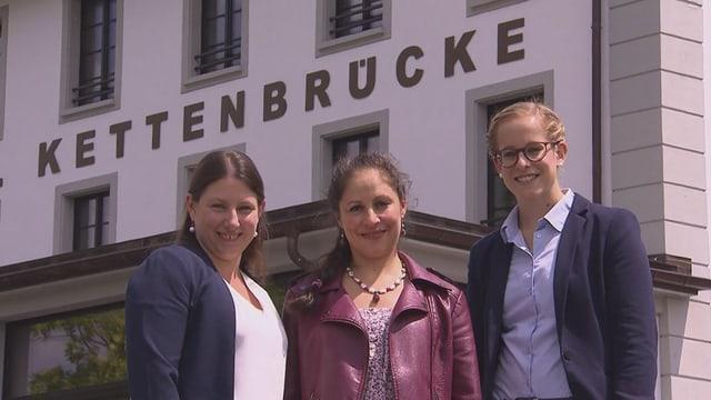 Video «Kanton Aargau – Tag 1 – Restaurant Kettenbrücke, Aarau» abspielen