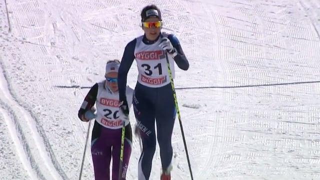 Jogscha Abderhalden tar ina cursa en Norvegia.