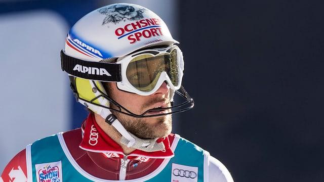 Skirennfahrer markus vogel.