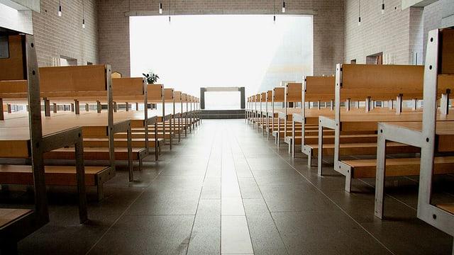 Video «Römisch-katholischer Gottesdienst aus St. Josef, Köniz BE» abspielen