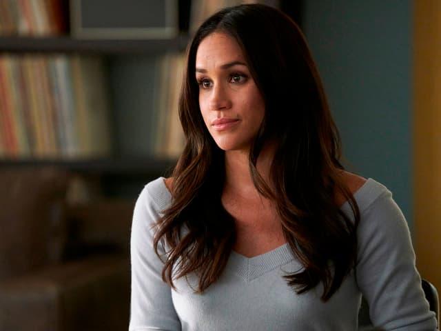 Meghan Markle als Rachel Zane in der Anwaltsserie «Suits».