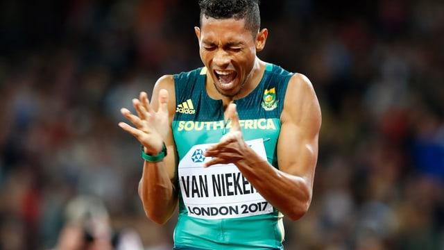 Van Niekerk.