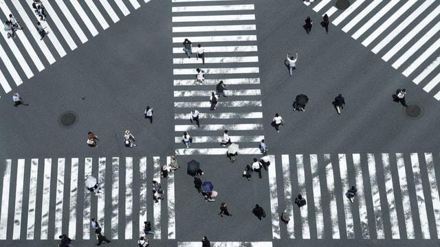 Tokio è la citad da cuntrasts