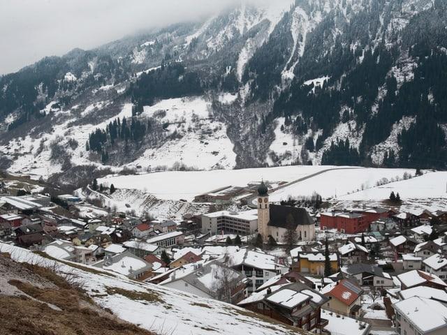 La vischnanca da Mustér serra il quint 2018 cun in gudogn da radund 237'000 francs.