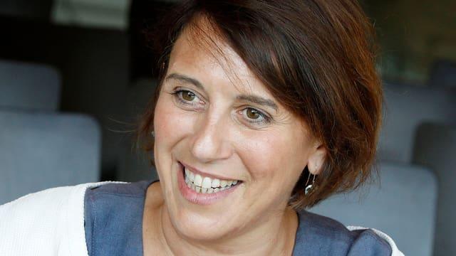 Portrait von Laura Berman.