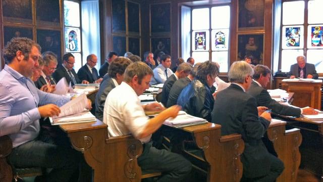 Der Nidwaldner Landrat übernimmt bei der Wahl der EWN-Verwaltungsräte das Zepter.