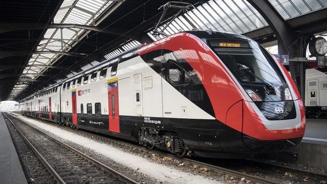 Tren Bormbardier da la SBB