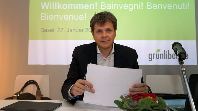 Jürg Grossen, Präsident GLP