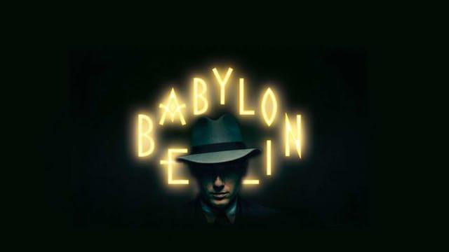 Logo der Serie «Babylon Berlin»