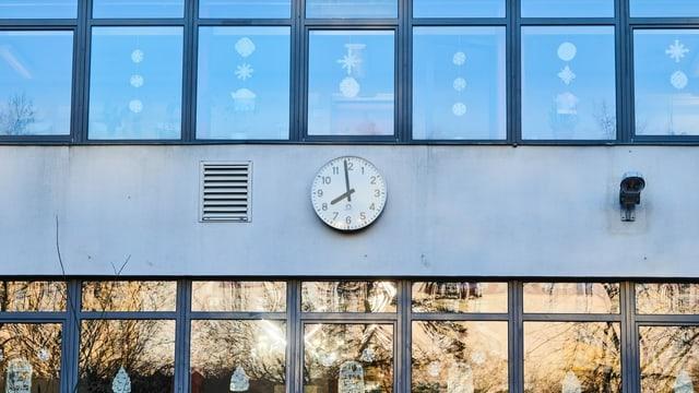 Schulhof in Berlin