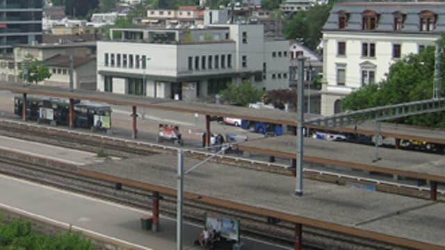 Der Bahnhof Wetzikon soll bald ein neues Gesicht erhalten.