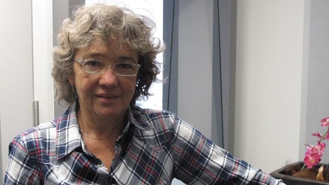 Porträt Ursula Brunner