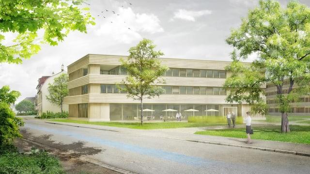 Pflegeheim Steinach
