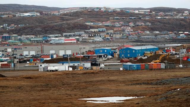 Das einzige Spital des kanadischenTerritoriums Nunavut steht in der Hauptstadt Iqaluit. Nuvavut ist fast zehnmal grösser als die Schweiz