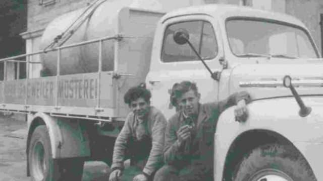 Geschichte der Getränke Lussi AG