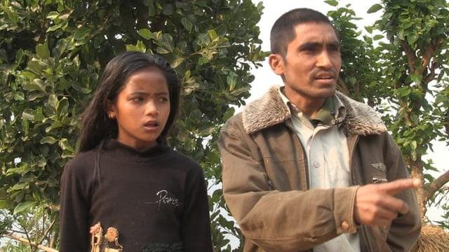 Video «Seit dem Erdbeben ist Sarita verstört» abspielen