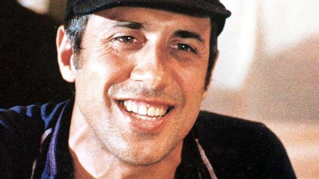 Porträt von Adriano Celentano