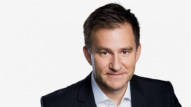 SRF-Kommentator Sascha Ruefer.