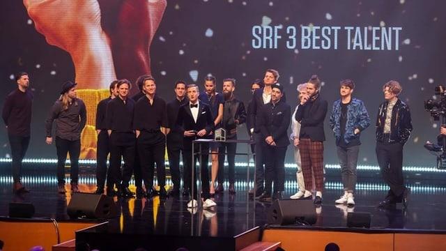 SRF 3 Best Talent