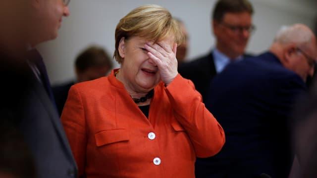 Angera Merkel