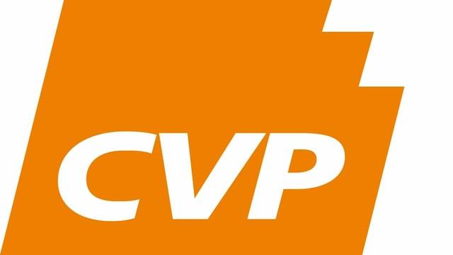 Logo der CVP
