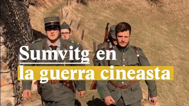Laschar ir video «Sumvitg en la guerra cineasta»