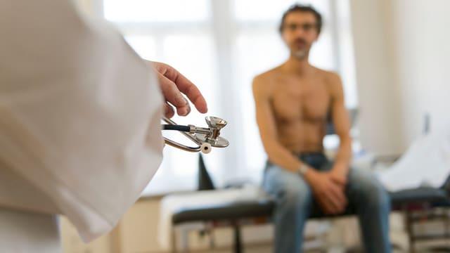 Die Uni Bern will die Hausarztmedizin fördern mit dem neuen Lehrstuhl.