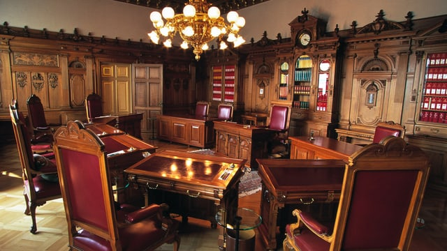 Bundesratszimmer