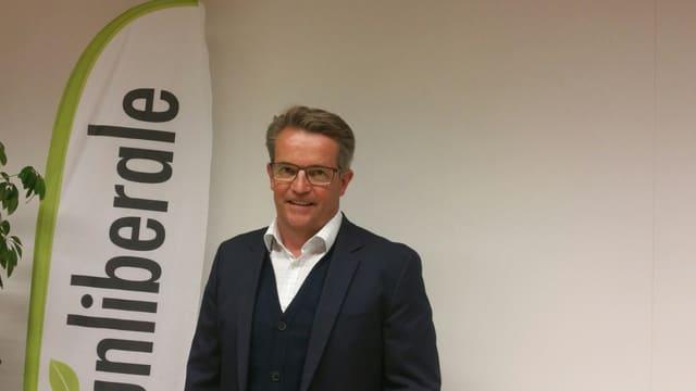 Il president dals verd-liberals dal Grischun conferma: Er sia partida vegn a candidar.