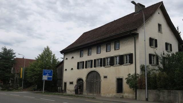 Altes Bauernhaus.
