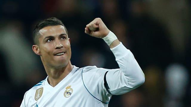 il ballapedist Cristiano Ronaldo