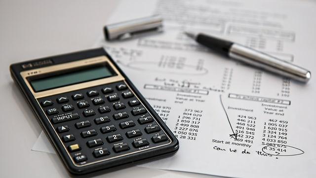 Calculatur e gliesta da cifras