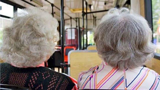Seniorenrabatte polarisieren