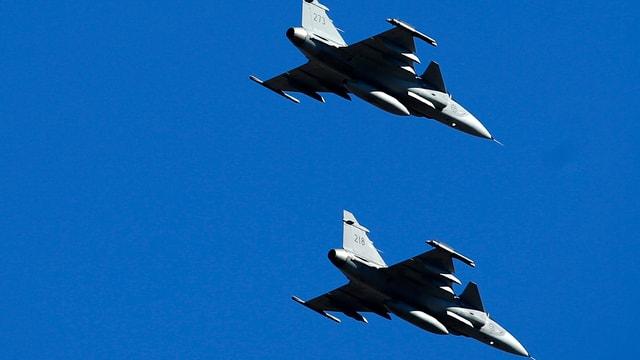 Neuer Anlauf für Kampfjets