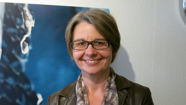 Porträt von Martina Bernasconi