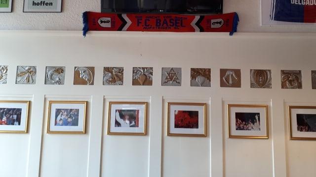 Bilder von FC Basel-Feier
