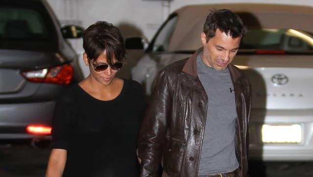 Halle Berry und Olivier Martinez im Babyglück