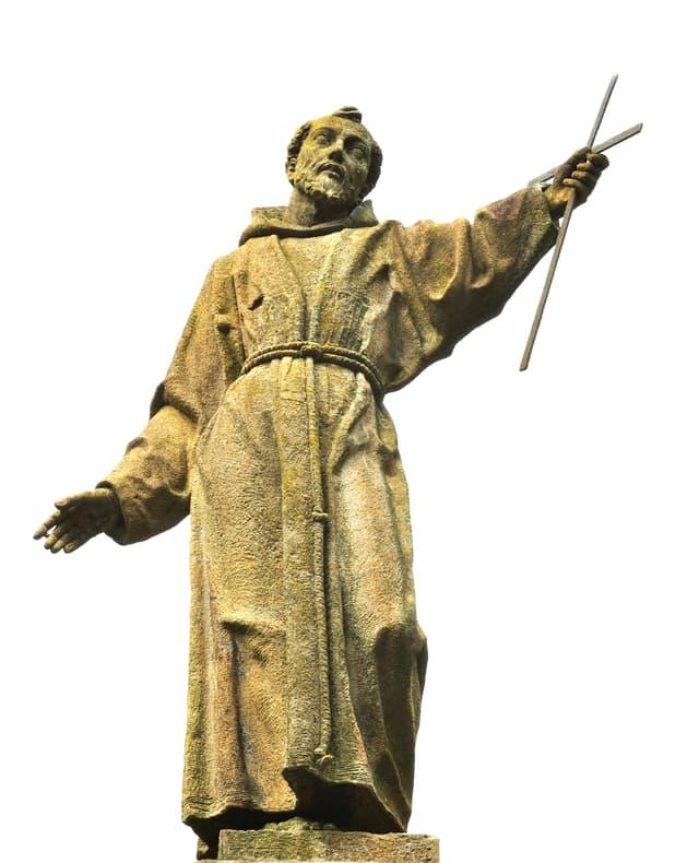 S. Francesco d'Assisi (1181 - 1226)