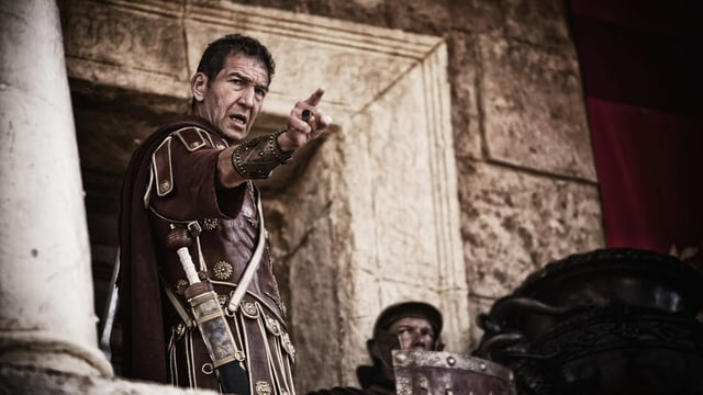 Pontius Pilatus im Film Son of God