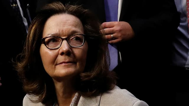 Die neue CIA-Chefin Gina Haspel.