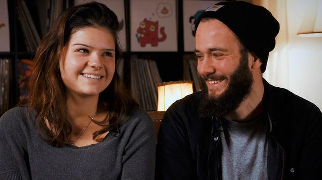 Video «Natascha & Alex» abspielen