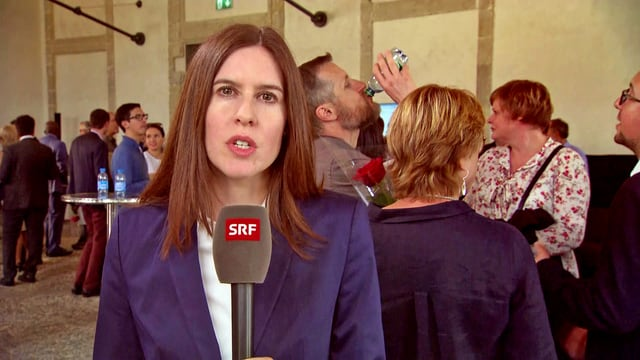 Inlandkorrespondentin Mirjam Mathis berichtet von den Regierungsratswahlen im Kanton Waadt.