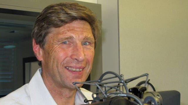 André von Moos, der letzte Firmenchef der von Moos Stahlwerke