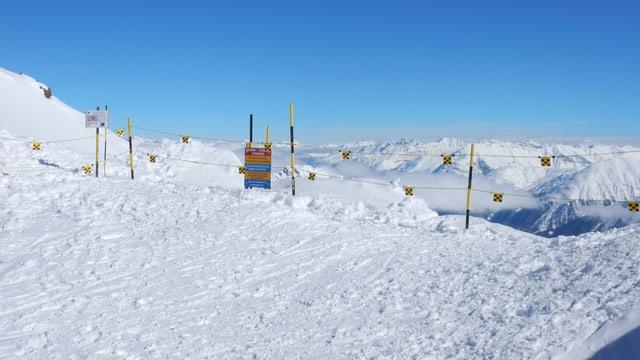 Territori da skis