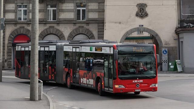 Bus da Cuira