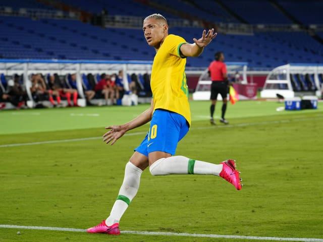 Brasiliens Richarlison.